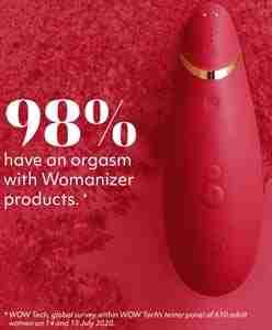 womanizer vibratore donna clitorideo